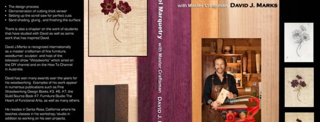 Wood Whisperer Review Of Double Bevel Marquetry DVD