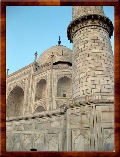 002 Taj Mahal in India