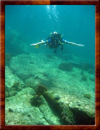 005 DAVID SCUBA DIVING FEELS LIKE I'M FLYING Racha Yai Islands Thailand