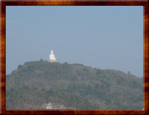 017 BIG BUDDHA ON THE MOUNTAIN TAKEN FROM OUR DIVE BOAT