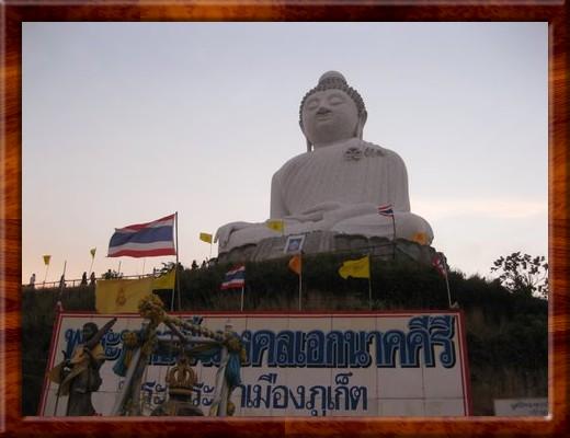 018 BIG BUDDHA Phuket Thailand, 135 FT TALL