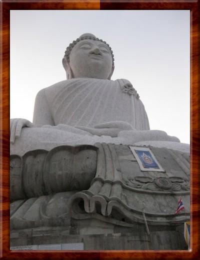019 BIG BUDDHA 135 tall Phuket Thailand