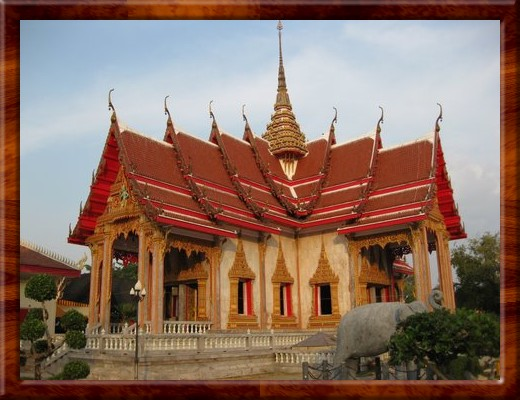 026 TEMPLE IN THAILAND