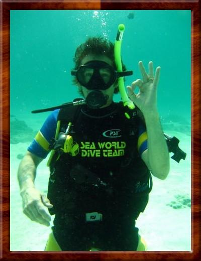 03 David Scuba diving Racha Yai Island, Thailand