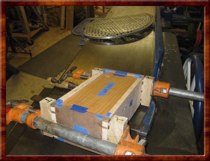Dovetail Box 23