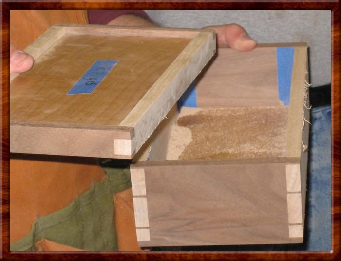 Dovetail Box 29