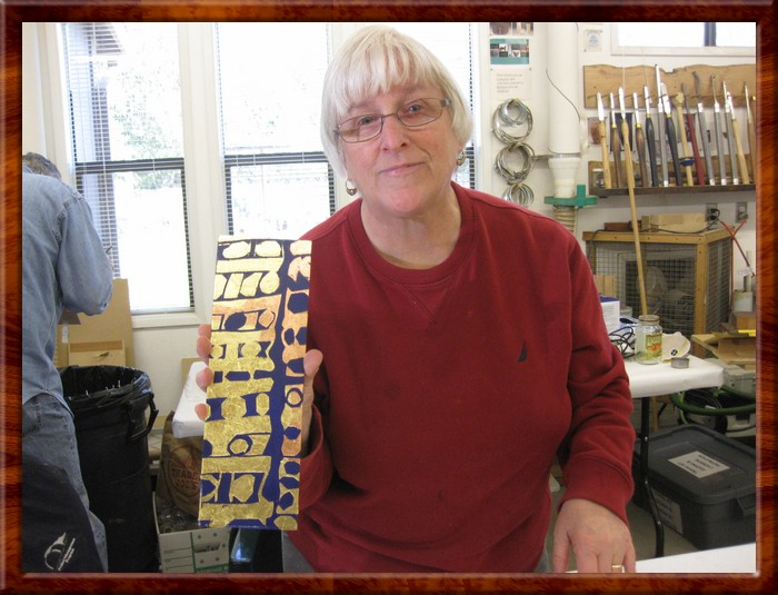 Gilding and Patination 29