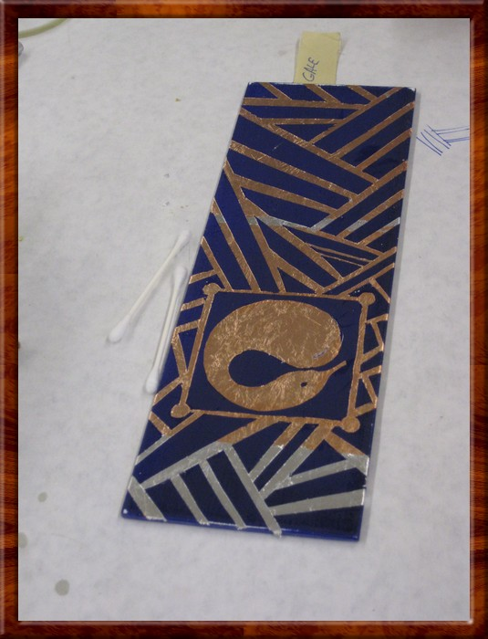 Gilding and Patination 34