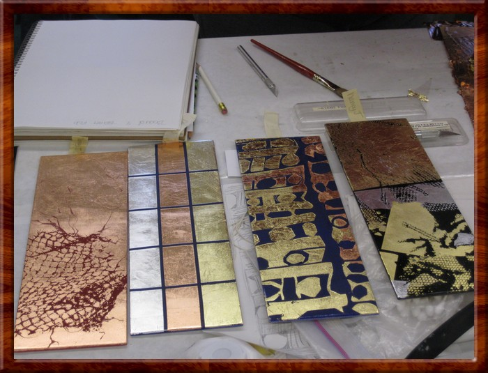 Gilding and Patination 37