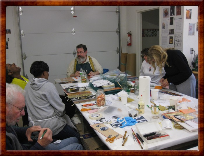 Gilding and Patination 40