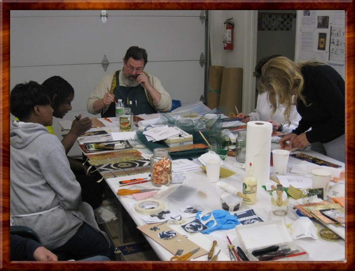 Gilding and Patination 41