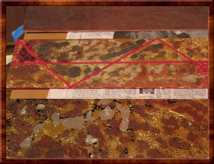 Gilding and Patination 55