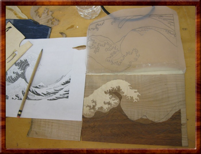 Marquetry 10