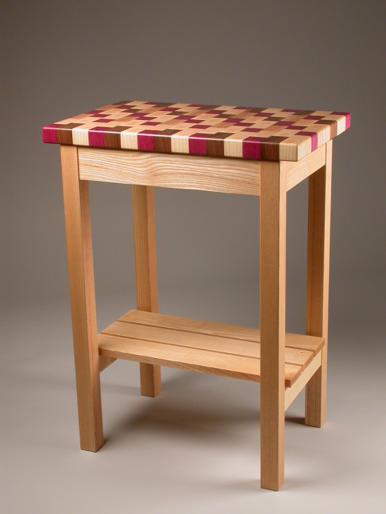 Episode 506: Butcher Block Table