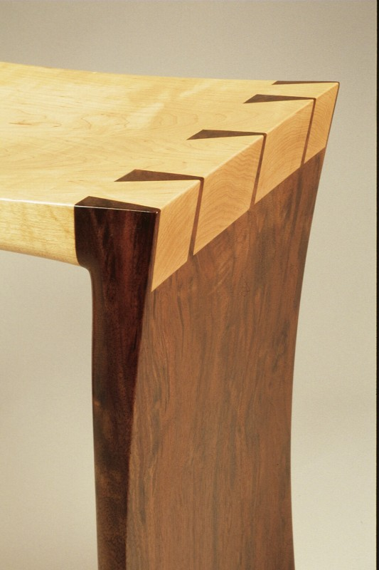Season 6 Episode 602 Contemporary Dovetail Bench Digital