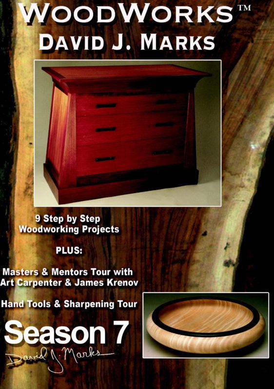 DVDS: Woodworks Seasons 1 thru 7