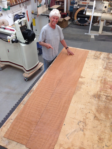 RESAWING THE 5TH SLICE 4