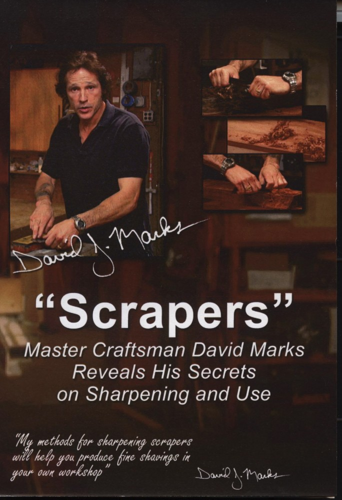 Scrapers DVD