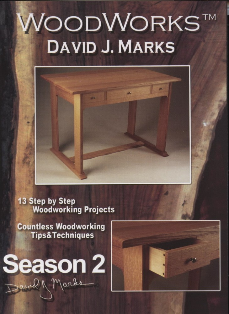 WoodWorks Season 2 DVD