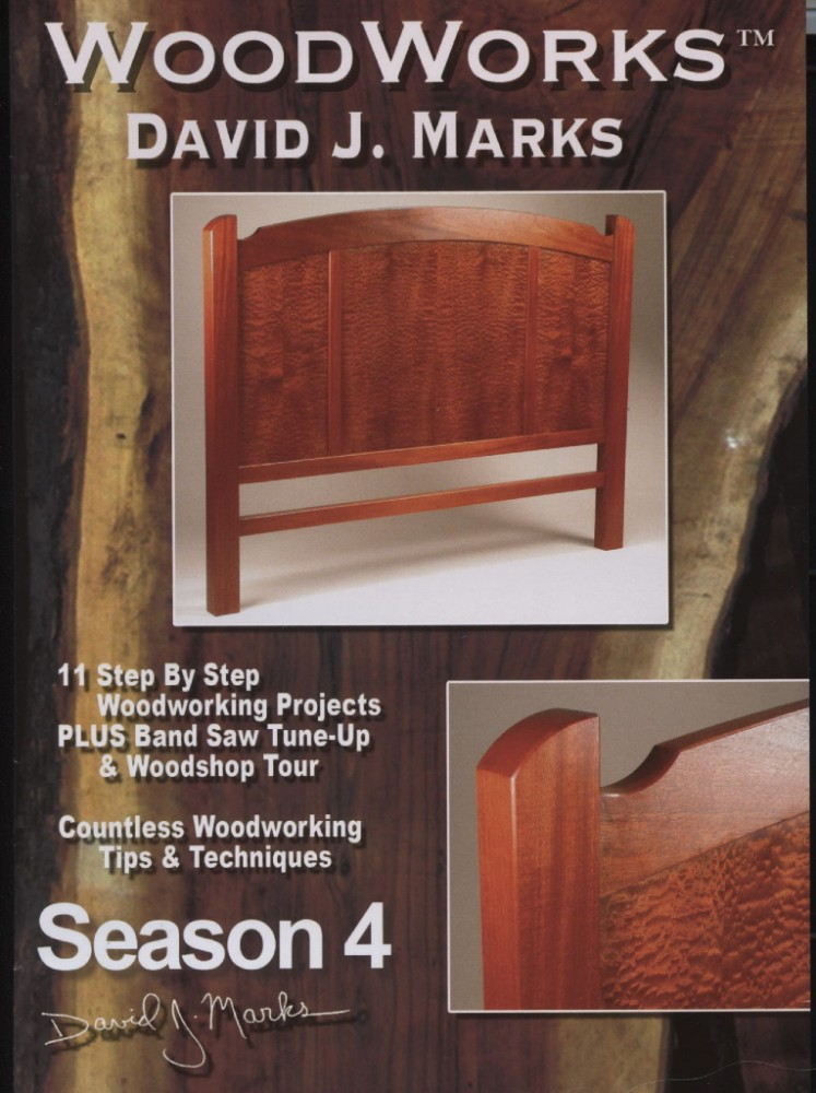 WoodWorks Season 4 DVD